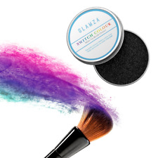 Colour Remover Switch Sponge Cleaner Dry Clean Eye Shadow Box Makeup Brush Color