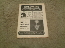 Goldmine - No. 10 - May 1976 - Sam the Sham Cover