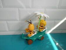 17.9.3.11 Lot figurines Lansay Maya l'abeille Tandem Marguerite