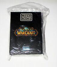 WORLD OF WARCRAFT Mega Bloks Thrall Figure BlizzCon 2011 Promo Epic OOP NEW RARE