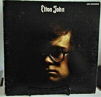 Elton John – Elton John - 1970 MCA Records #MCA3000 Classic Rock Vinyl LP VG++