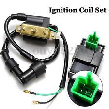 Ignition Coil + CDI Box For Kazuma Meerkat Falcon Motor 90 110 50CC 90CC 110CC