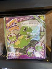 Zippy Sack Dinosaur As Seen on TV DINO FULL Size Blanket NEW Boy Bedroom Green