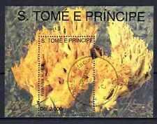 Setas St Thomas y príncipe (18) colección matasellado