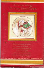 Figlio cartolina natalizia. Natale vuole un figlio molto speciale 3 volte carta Carini.
