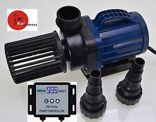 Aquaforte DM 20000 Vario, Regelbare Pumpe f. Bachlaufpumpe Teichpumpe Koiteich