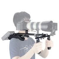 NICEYRIG Film Movie Making Shoulder Pad Rig Stabilizer for DSLR Camera Support