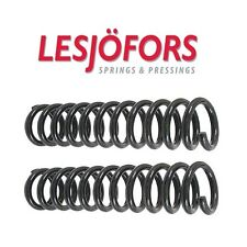 Mercedes Benz 300D 300TD 300TE E300 Pair Set of 2 Front Coil Springs Brand NEW
