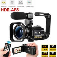 HDR-AE8 4K HD 3.0inch 16X WIFI Digital Video Recorder Digital Camera Camcorder