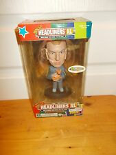"DR. EVIL Movie Headliners XL  LTD Edition 7"" Bobble Head NIB from 1999"