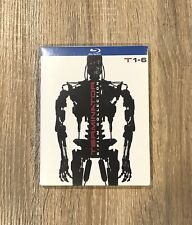 New ListingThe Terminator Complete Collection 1-6 (Blu-Ray) W/Slipcover