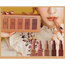 3CE Eunhye House Lipsticks set 5pcs/box 5 colors matte makeup beauty 5 colors