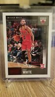 2019-20 Panini Chronicles Score Coby White Rookie RC Red /149 (1 of 1)