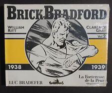 Collezione Copyright. Brick Bradford Volume 2. C. Gray. Cubo 1985