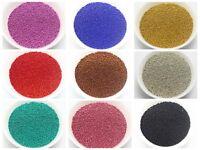 50Gram Glass Caviar Beads 3D Micro beads Nail Art No-hole 0.8-1mm Storage Box