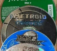 "Sonic Adventure 2 Battle (Nintendo GameCube, 2002) NOT WORKING "" SOLD AS IS"