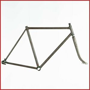 VINTAGE STEEL FRAME 40s LUGS EROICA ROAD BIKE CAMBIO CORSA CAMPAGNOLO OLD EROICA