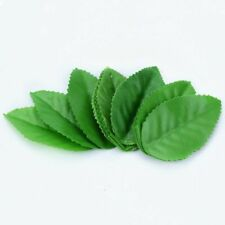 Artificial Leaves For Wreath Garlands Christmas DIY Accessories 100pcs/lot Decor