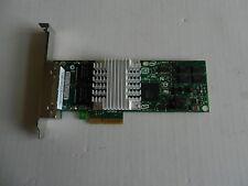 IBM pSeries System P P6 P7 4 Port Gigabit PCIe Ethernet 5717 10N8556 High Profil