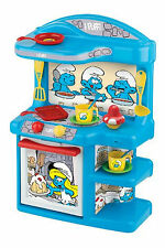 Kitchen Pretend Play Faro Puffi Smurf Large Chef Cooking Ages 3+ Toy Girls Gift