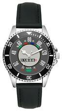 KIESENBERG Uhr - Geschenke für Karmann GHIA Fan Tacho L-20813