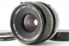 [Excellent+++++] Canon FD S.C. SC 35mm f/3.5 MF Prime Wide Lens From Japan
