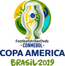 2019 Copa América Group B Argentina vs Colombia on Dvd