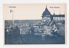 Constanta,Romania,Plaja Mamaia,c.1909