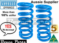 Rear Sport Low Coil Springs Suspension Holden Commodore VT VX VY VZ Ute Lovells