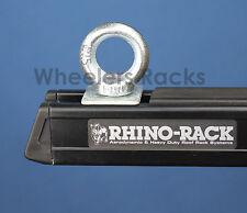 Eye Bolt Nut Ring Tie Rhino Rola Prorack Whispbar Heavy Duty Trade Bar Roof Rack