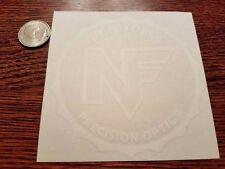 Nightforce Sticker white authentic sticker