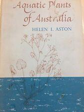 AQUATIC PLANTS OF AUSTRALIA Helen Aston
