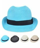 The Bowery Beat Fedora Hat (H05801)
