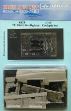 Aires 1/48  TF-104G Starfighter Cockpit Set for Hasegawa kit # 4325
