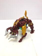Beast Machines Longhorn Figure Hasbro
