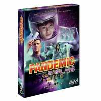 Pandemic: In The Lab Board Game Expansion By Z-Man Games ZMG7112