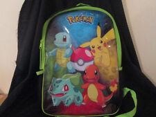Pokemon Character Backpacks