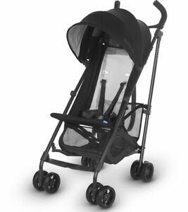 UPPAbaby 2020 G-Lite Stroller - Jake Black - NEW! (Open box)