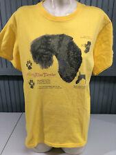 Kerry Blue Terrier Ireland Large T-Shirt