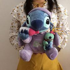 Disney Lilo and Stitch 90cm 35in Tumbado Peluche Muñeco De Peluche envío acelerado