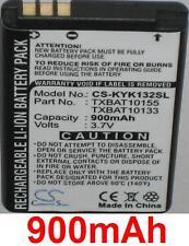 Batterie 900mAh type TXBAT10133 TXBAT10155 Pour Audiovox K127