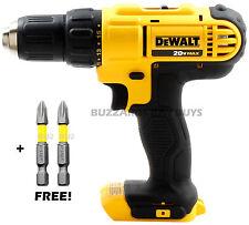 "NEW DeWalt 20v MAX 1/2"" Drill DCD771, BARE TOOL, Li-ion Fits DCB205, DCB200 +"