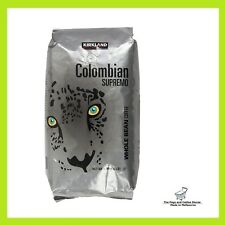 Kirkland Signature Colombian Supremo Whole Bean Coffee 1.36kg