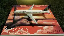 Velocity Models Aeroclassics 1:400 United A320 (Like Gemini Jets)