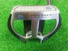 "Odyssey Works 2-ball Fang Putter RH 35"" w/Cover Very Nice"