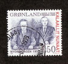 Greenland--#335 Used--1998 Augo & Frederik Lynge