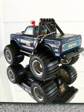 Vtg Playskool 1983 4x4x4 Bigfoot Truck W/ Key