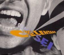 Adriano Celentano Cosi' come sei (1996) [Maxi-CD]
