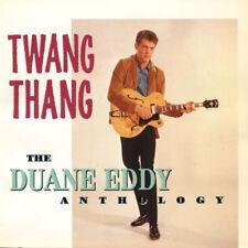 The Duane Eddy Anthology - Twang Thang  CD - rare Edle 2-CD Box - neuwertig