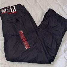 Zeroxposur Men's Fleece Lined Ski Snow Snowboard Pants Pick Color & Size Nwt